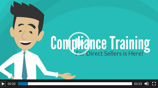 Compliance Training for Direct Sellers