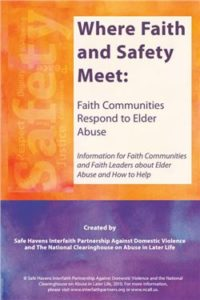 Cover artwork for toolkit Where Faith and Safety Meet