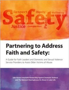Cover artwork for Partnering to Address Faith and Safety