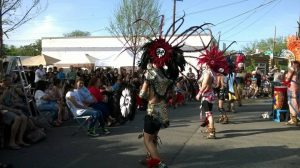 After School at the LCC: Aztec Dance Camp