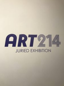 Art214: Juried Exhibition