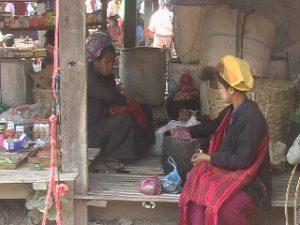 shan market women