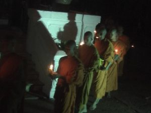 Monk Processional