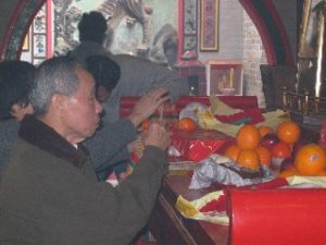 Hong Kong Temple and Fortune Telling