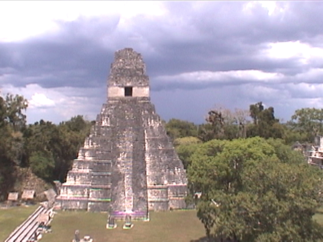 Belize and Tikal