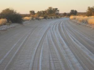 Kalahari Frost