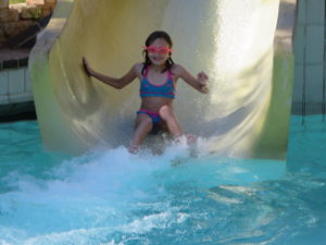 Avital Water Slide