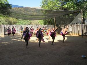 swazi dancers