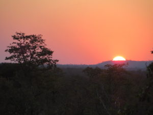 Tuli Sunset