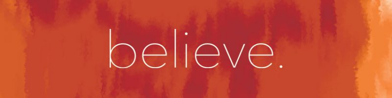 Believing Scripture