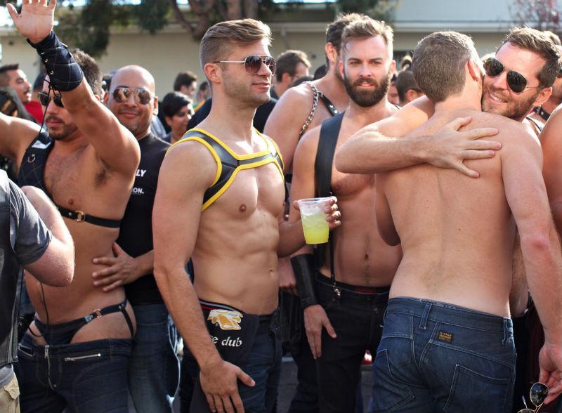 Club francisco gay san sex