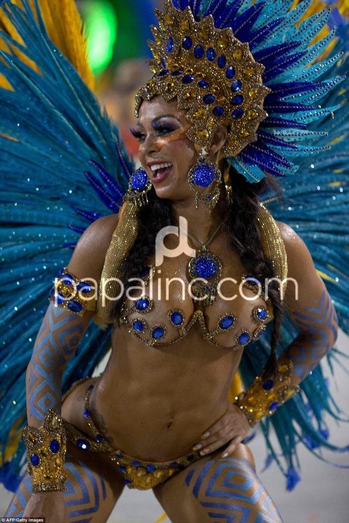 Бразильский карнавал или Праздник плоти