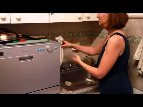 Countertop Dishwasher Hook Up : Selecting The Best RV Dishwasher For Your RV - RVshare.com
