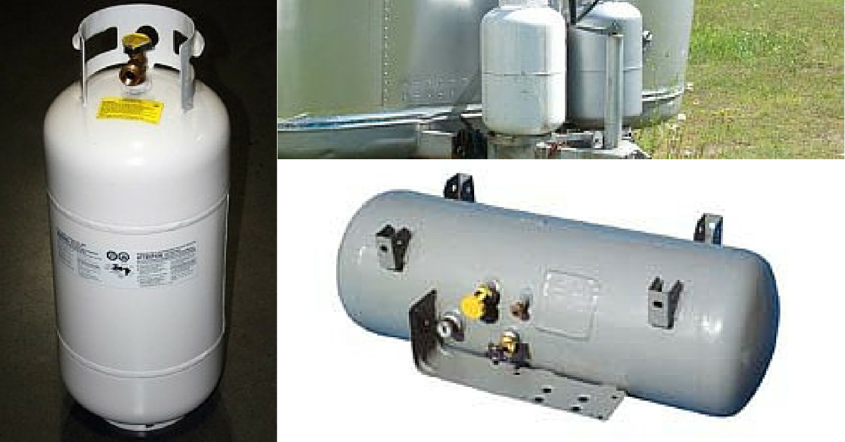 The Ultimate Rv Propane Tank Guide