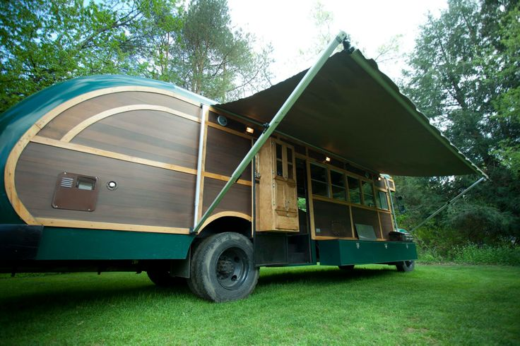 He Wanted A Custom Camper This Will Amaze You Rvshare Com