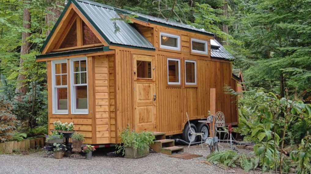 Could You Live In A Tiny Home Rvshare Com