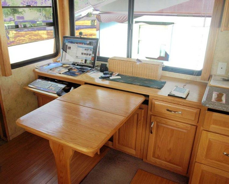Take Your Job On The Road The Motorhome Revolution Is