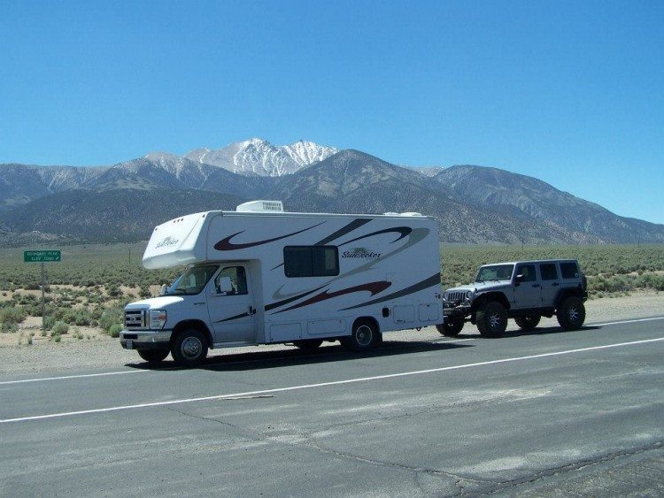 How To Choose An Rv Tow Vehicle 173 Read This First