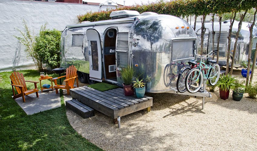 4 Of The Coolest Places To Rent A Vintage Rv Rvshare Com