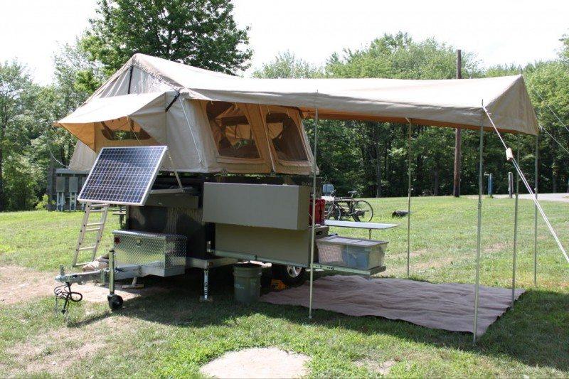 Build Your Own Homemade Camper Rvshare Com