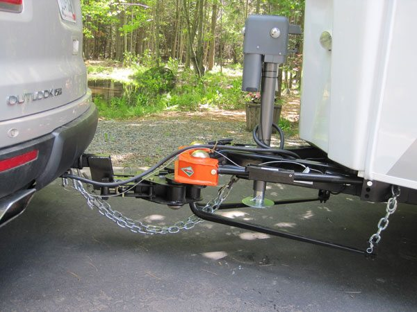 How To Choose A Travel Trailer Hitch Rvshare Com