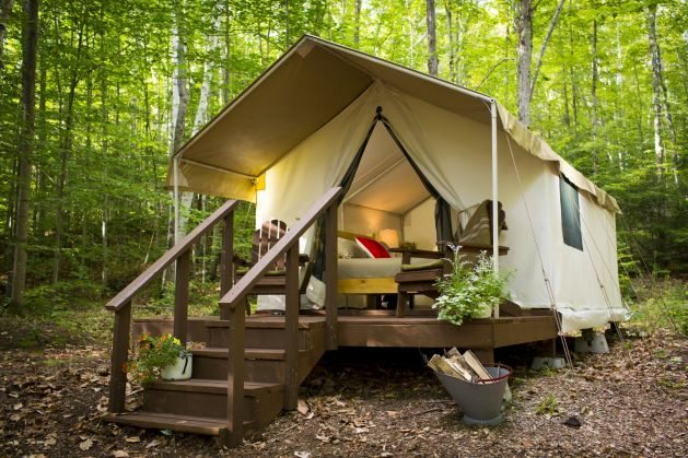 Glamping In Upstate New York Experience Luxury At Its