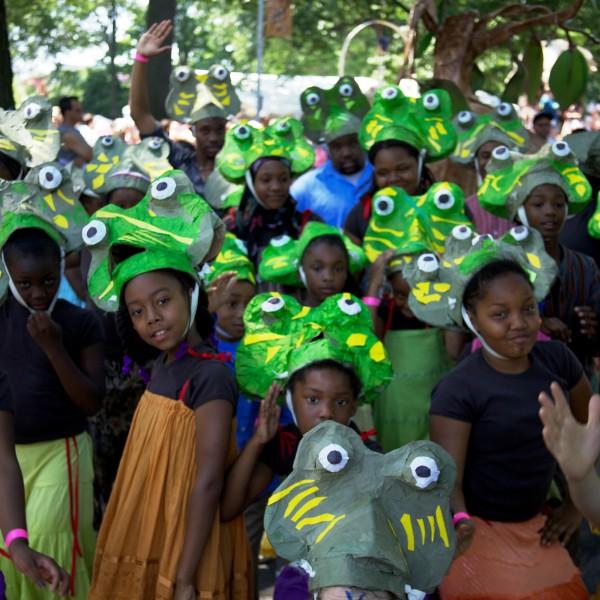 2012 Parade the Circle