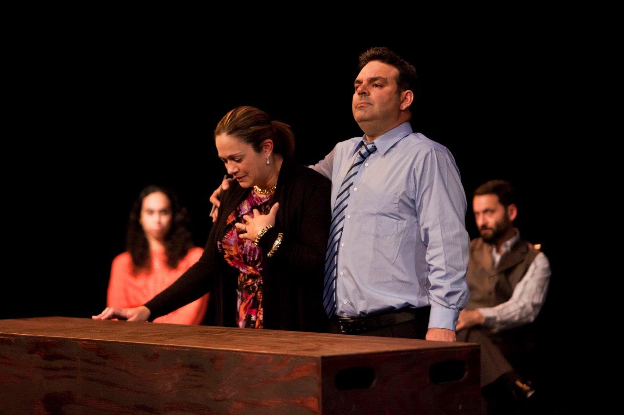 Cuando Cierras Your Eyes by Teatro Publico de Cleveland, directed by Raymond Bobgan