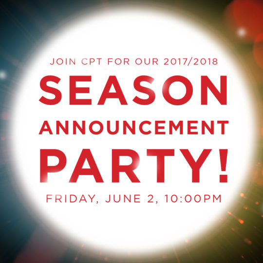 Season Announcement Party