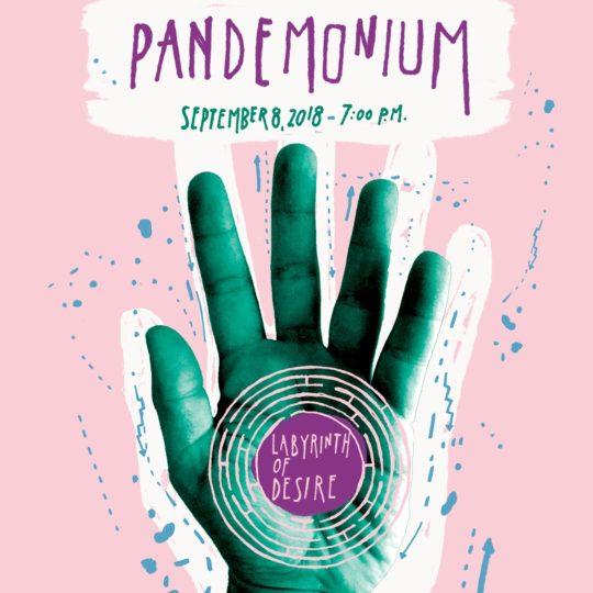 Pandemonium 2018 Request for Proposals: Deadline June 22