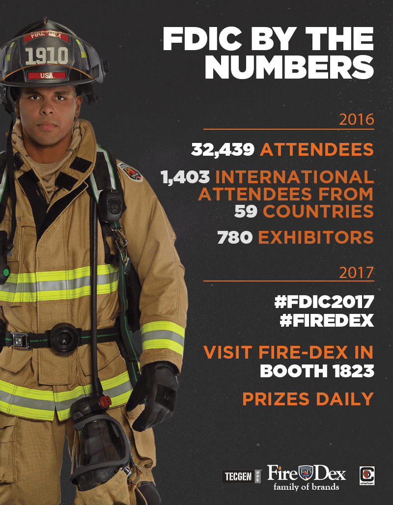 Fire-Dex FDIC Infographic