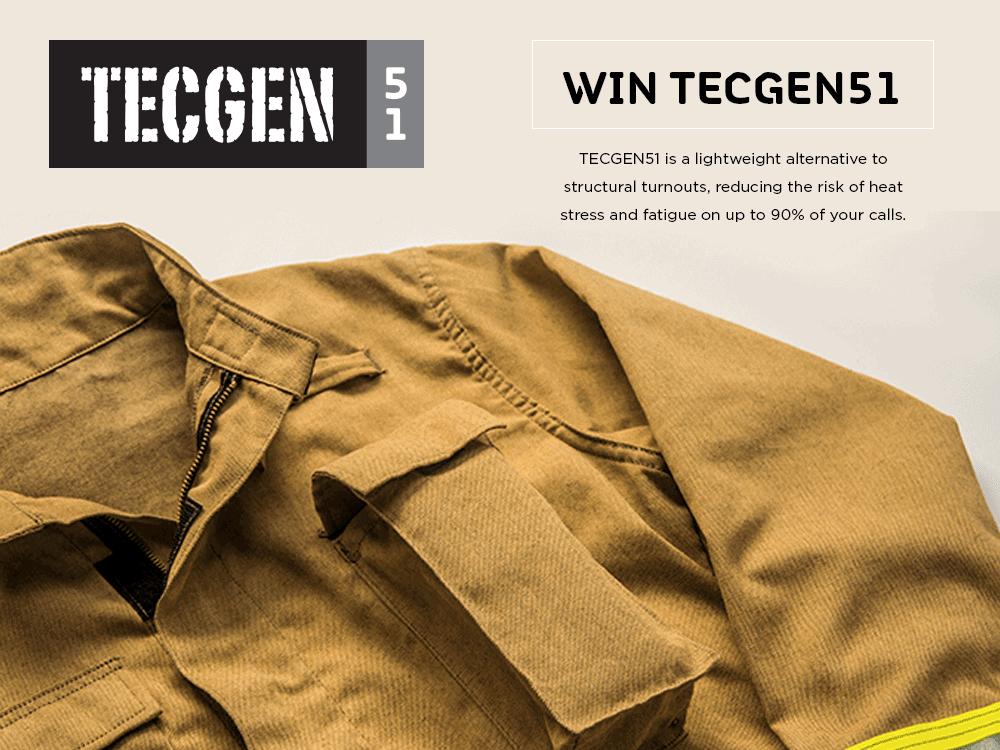Win TECGEN51 Gear
