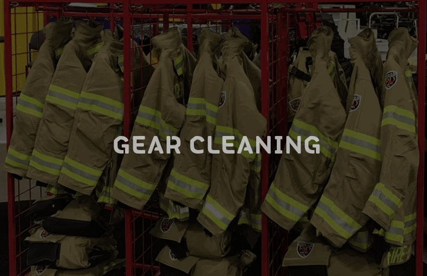 Turnout Gear Cleaning