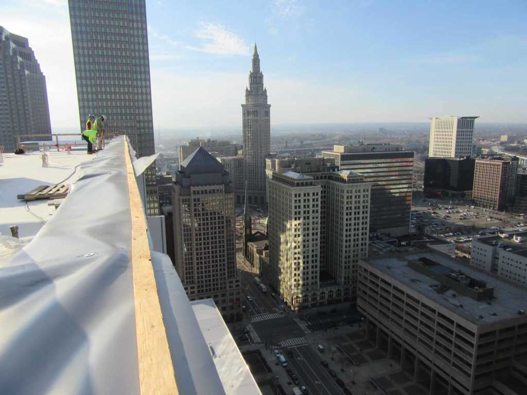 Roofing-Cleveland-Hilton-Downtown (6)