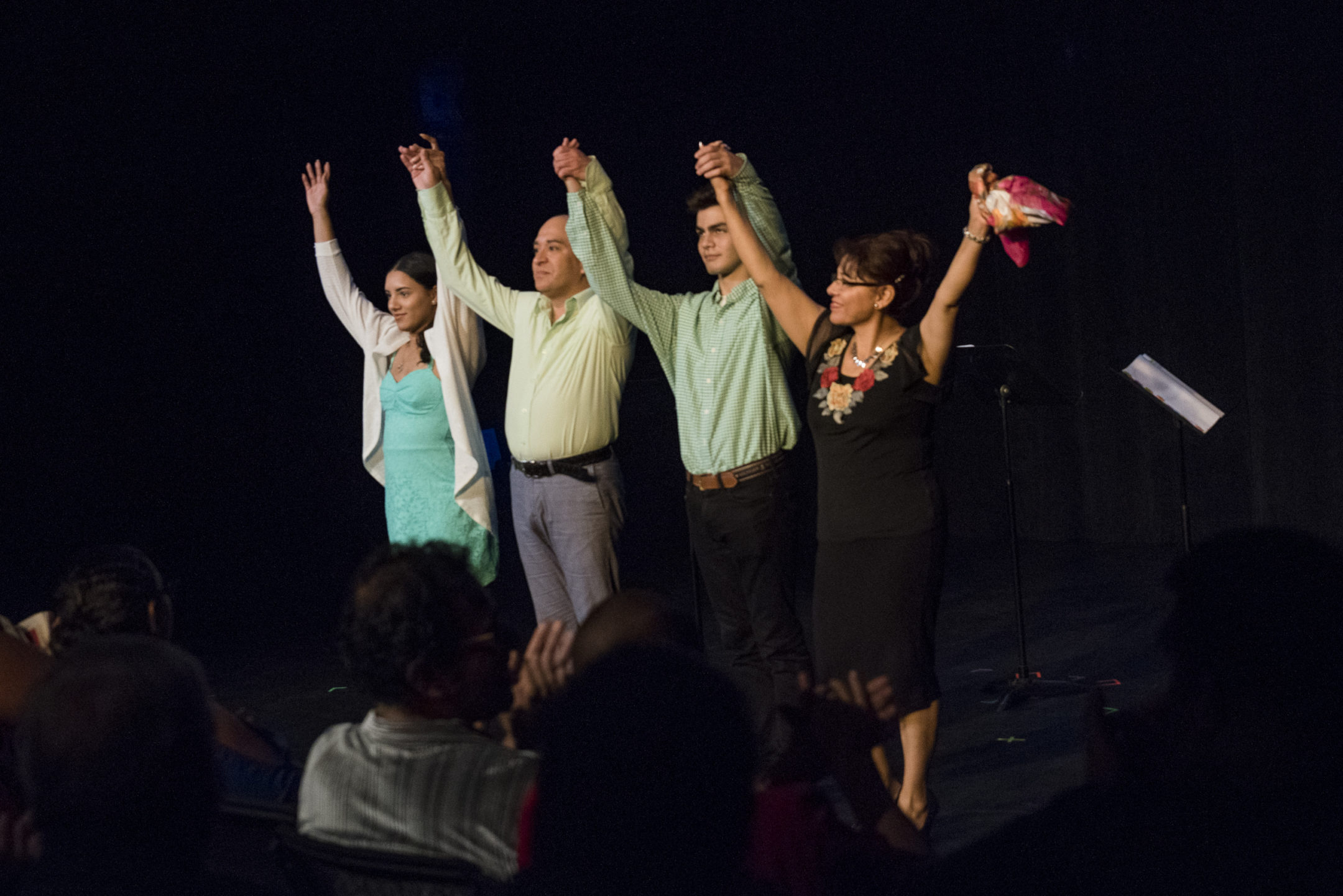 ¡OBRAS EN EVOLUCIÓN 2018! A Festival of New Play Readings, 2017