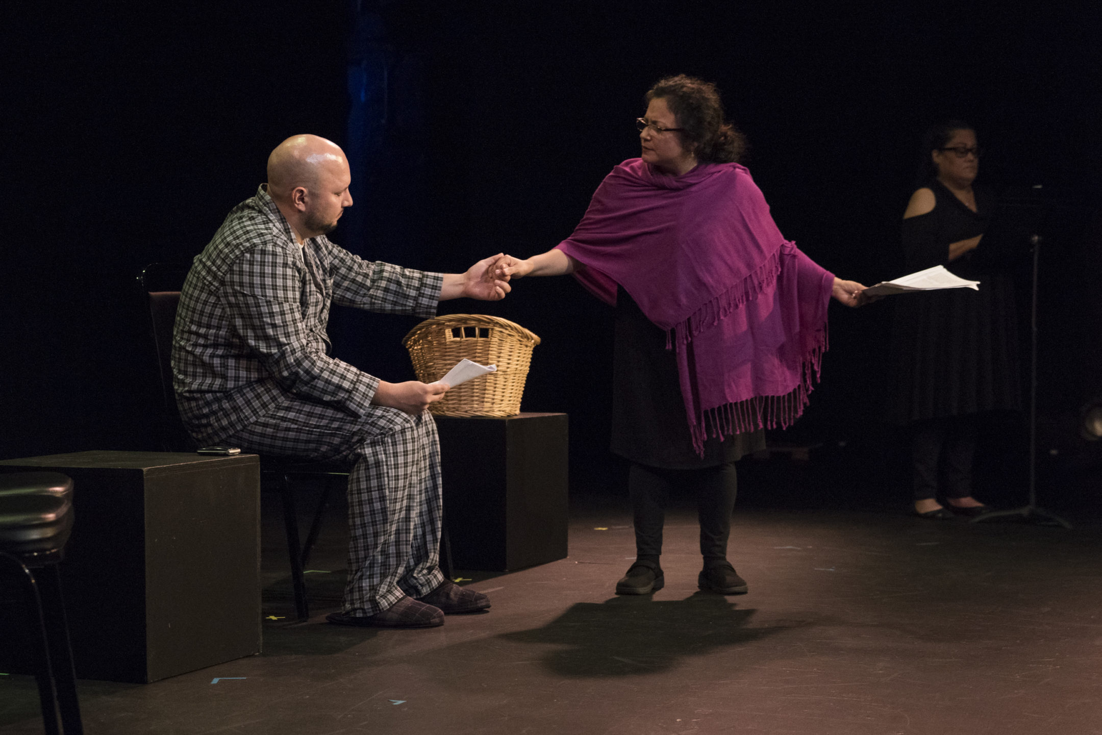 ¡OBRAS EN EVOLUCIÓN 2018! A Festival of New Play Readings, 2017