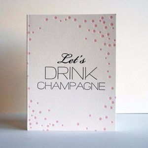 Steel petal champagne