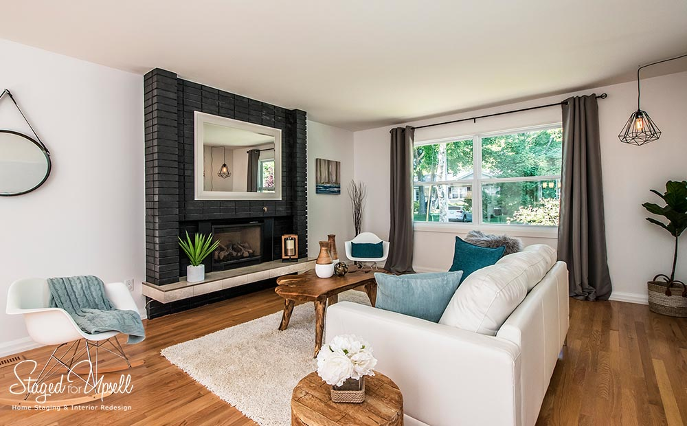 real estate home staging company - Staged for Upsell
