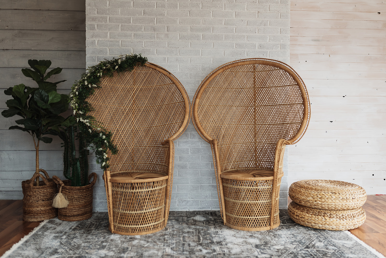 Stupendous Peacock Chairs Pair Of 2 Pdpeps Interior Chair Design Pdpepsorg