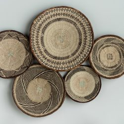 Wall Baskets - Set 4