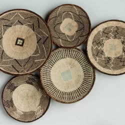 Wall Basket Set 5
