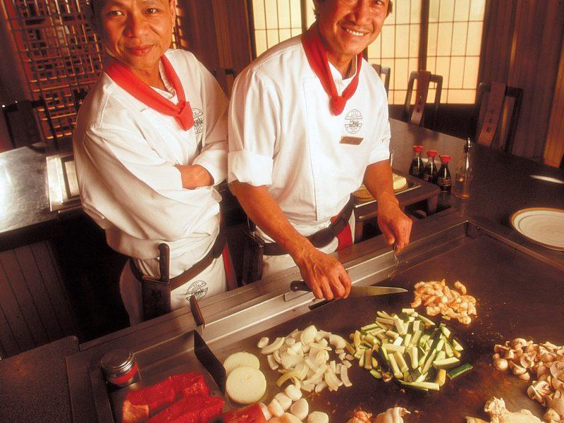 Mikados chefs