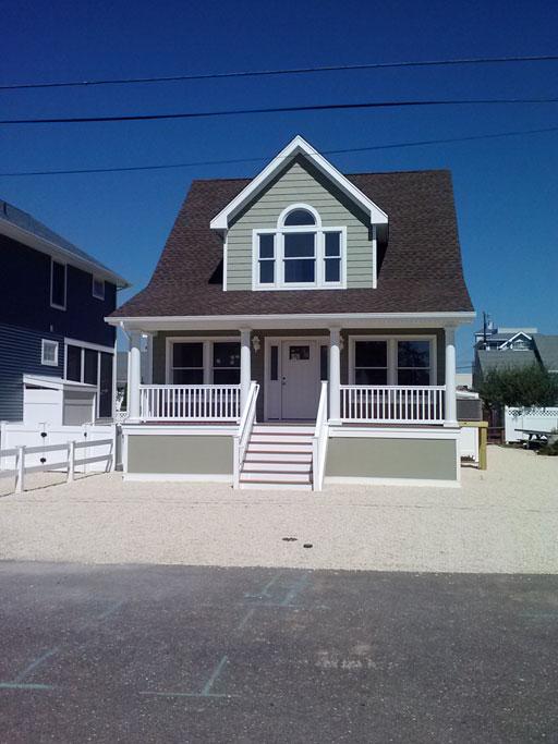 cape cod style custom home