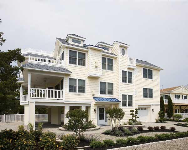 landscaping ideas for custom homes lbi