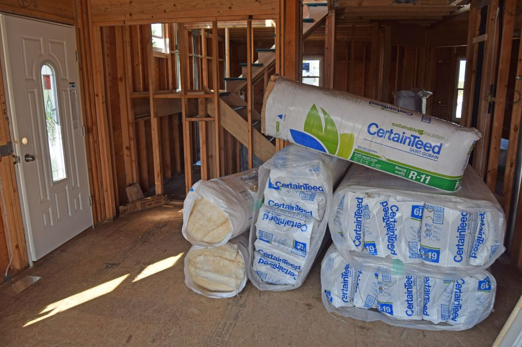 Insulating custom homes on Long Beach Island