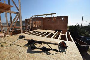 Framing Your New Custom Home on LBI