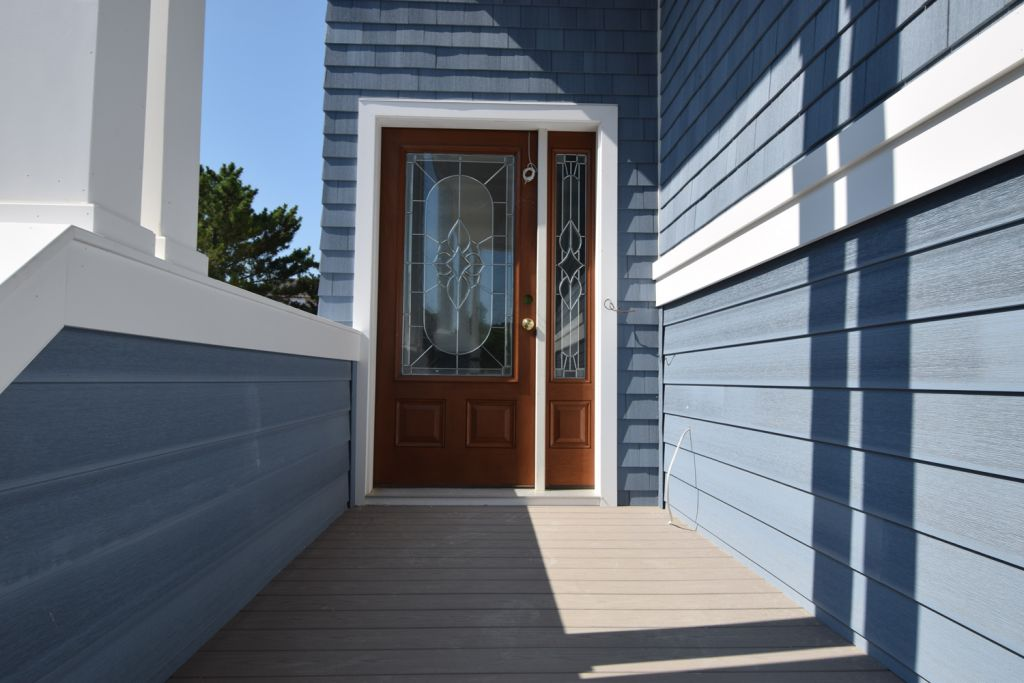 Selecting the Perfect Entry Door for Your Custom Home on LBI