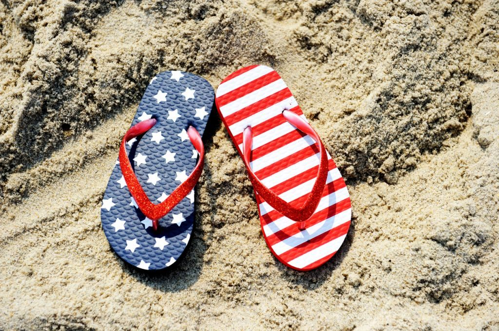 Fourth of July Weekend on Long Beach Island