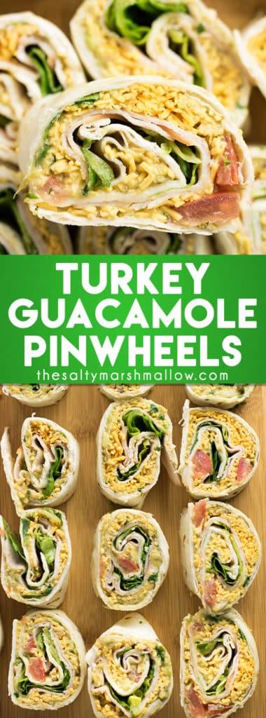 Turkey Pinwheels