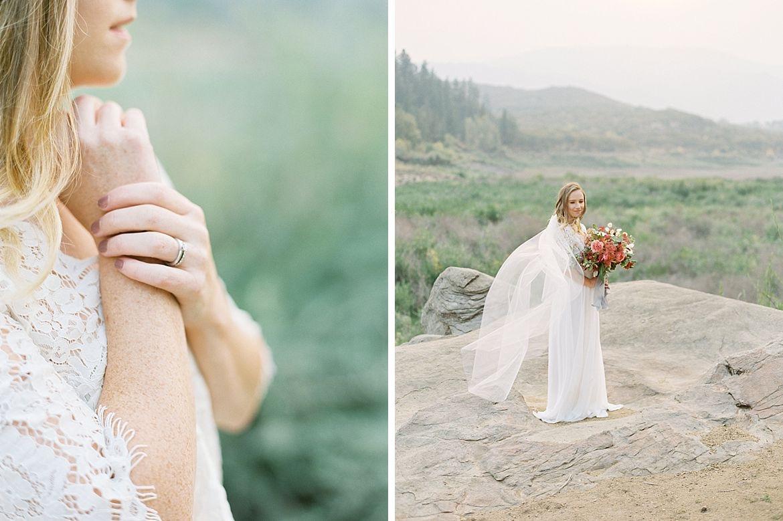 Mountain Outlook Wedding Inspiration